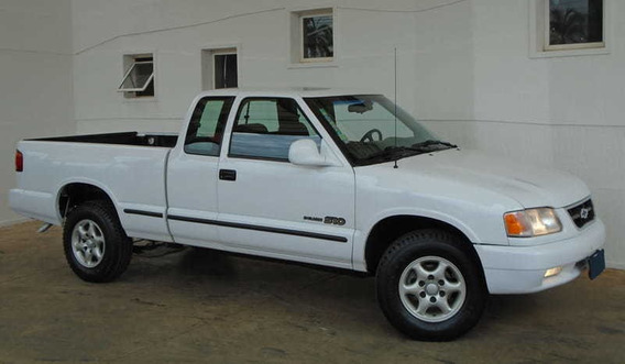 Chevrolet S-10 Pick-up De Luxe C.est.2.2 Mpfi 2p 1997