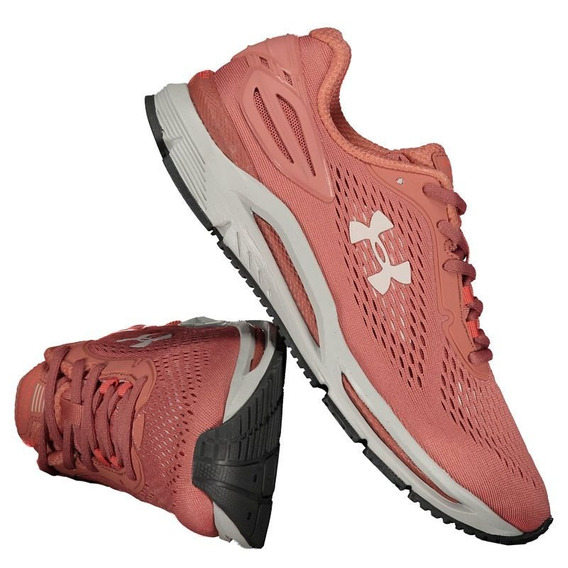 Tênis Under Armour Charged Spread Feminino Rosa