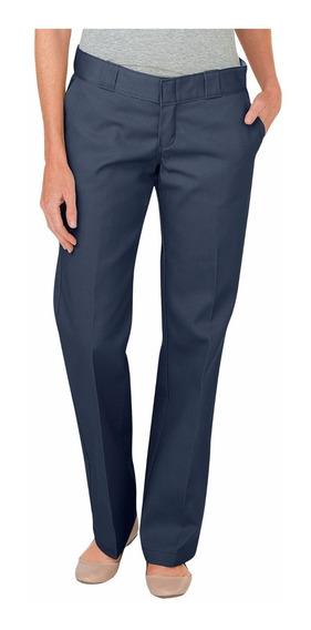 Dickies Fp774 Pantalón De Trabajo Original Para Mujer 2 A 22