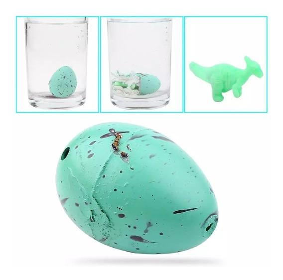 Caja 60 Huevos Dinosaurios Crecen En El Agua Crecensios Mini