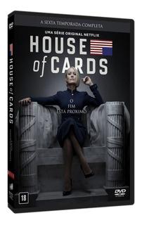Série House Of Cards Temporada 6
