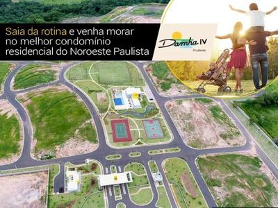 Terreno A Venda Condominio Damha Iv Presidente Prudente Sp - 668 - 34080219