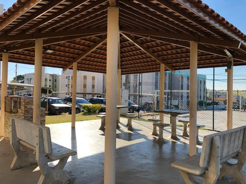 Apartamento Venda Recanto Sol I Campinas Sp - Ap1039