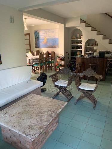 Sobrado Com 4 Dormitórios À Venda, 203 M² Por R$ 904.000,00 - Balneário Califórnia - Caraguatatuba/sp - So3815