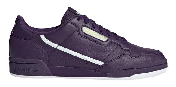 Zapatillas adidas Originals Moda Continental 80 W Mujer Pu