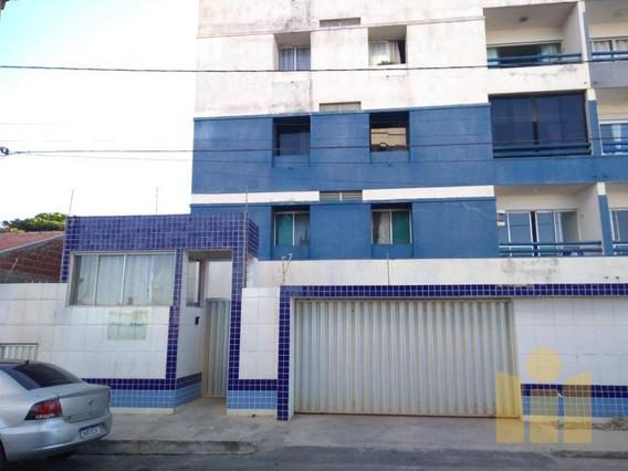 Apartamento Com 3 Dormitórios À Venda, 90 M² Por R$ 260.000 - Cruz Das Almas - Maceió/al - Ap0455