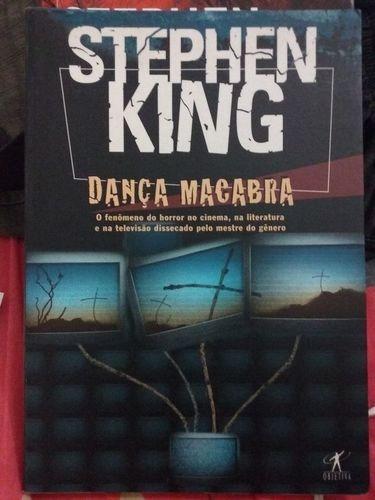 Livro Dança Macabra Stephen King