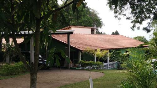 Chácara 1.500 M² Condomínio Fechado Em Ibiúna - Cód.c399