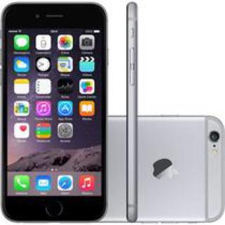 iPhone 6 Plus 16gb 4g Cinza Spacial Anatel Garantia