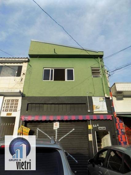 Sala Comercial Para Locação Pirituba (av 01) - Sa0192