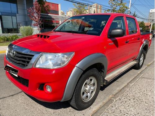 Toyota Hilux Hilux 2.5 Sr Diesel 4x4 2014