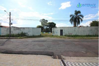 Terreno Para Alugar, 2001 M² Por R$ 4.000/mês - Santa Felicidade - Curitiba/pr - Te0143