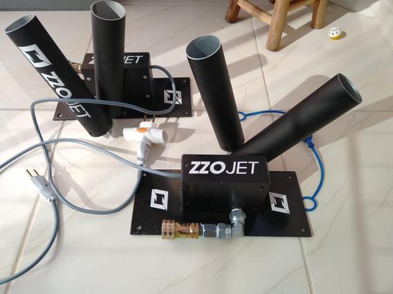 Jato Co2 Duplo ( 2 Unidades )