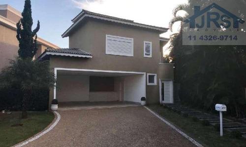 Imagem 1 de 10 de Sobrado Com 4 Dormitórios À Venda, 440 M² Por R$ 2.750.000,00 - Residencial Onze (alphaville) - Santana De Parnaíba/sp - So0647