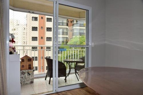 Imagem 1 de 15 de Apartamento - Mirandopolis - Ref: 8678 - V-866258