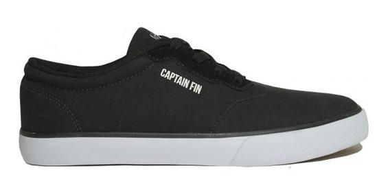 Zapatilas Captain Fin Fire Black Cf001101