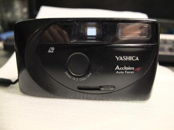 Camera Yashica Acclaim Af Lomo Filme Advantix
