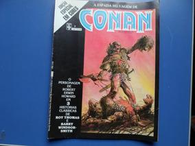 Conan Revista Ediçao Especial Em Cores N- 3 3 Historias Lind