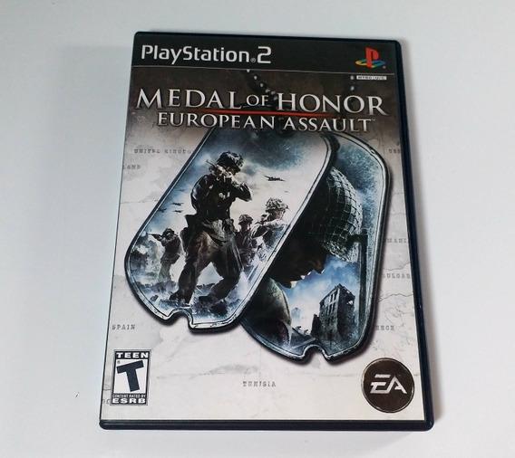 Medal Of Honor European Assalt