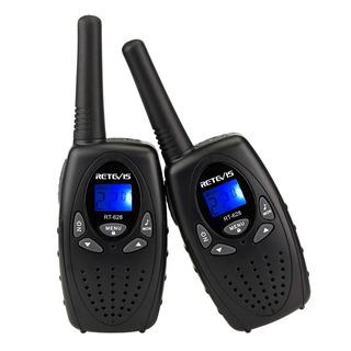 Radios Walkietalkies Retevis Rt628 Handy Negros Gran Alcance