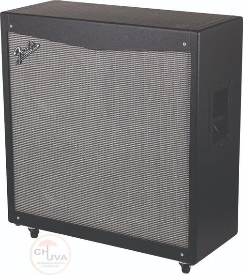 Caixa Gabinete P/ Guitarra Fender Mustang V 412 200w Com N.f
