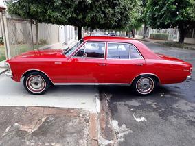 Opala 1970 Raríssimo, Original, Modelo De Luxo, 4 Portas