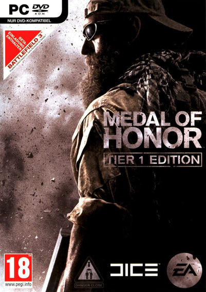 Medal Of Honor Pc Original Em Português Frete Gratis!
