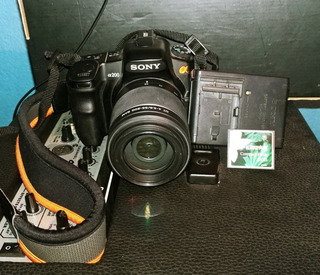 Sony Alpha A 200