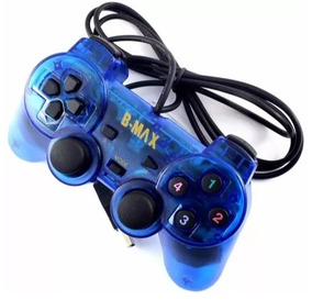 Controle Double Shock B-max