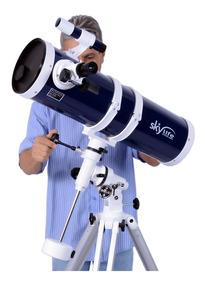 Telescópio 150mm Astronômico Skylife Pandora + Câmera Lunar