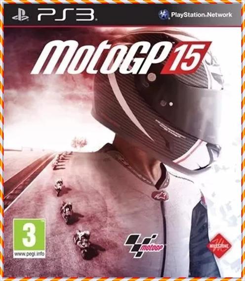 Motogp 15 Ps3 Psn Envio Imediato Moto Gp 15 Original