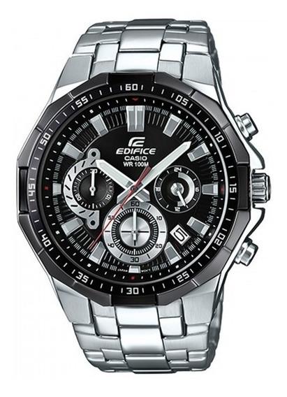 Relógio Casio Efr-554d-1avudf Edífice Prata Masc - Refinado