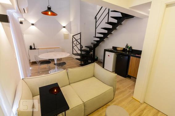 Apartamento À Venda - Perdizes, 1 Quarto, 96 - S893047047