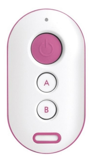Controle Remoto Xac 4000 Smart Control Rosa Intelbras