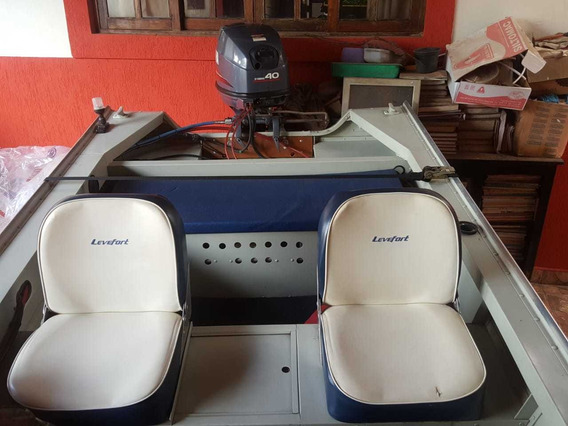 Barco Levefort Apolus 500 Tracker/motor 40hp 2t