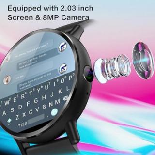 Lemfo Lem X 4g, Smartwatch, Wifi, Gps, Camara 8mp, Reloj Int