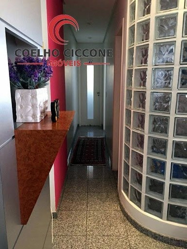 Imagem 1 de 12 de Sala Em Centro - Sao Caetano Do Sul - V-3311