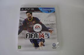 Jogo Seminovo Game Fifa 14 Playstation 3 Seminovo Original