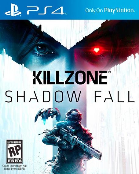 Killzone Shadow Fall Ps4 Midia Fisica