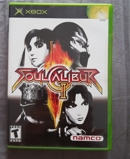 Soul Calibur 2 X Box
