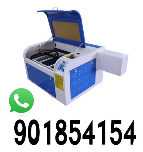 Cnc Laser 6040 80w Controlador M2 Laser Tubo Co2 Corte Y Gra