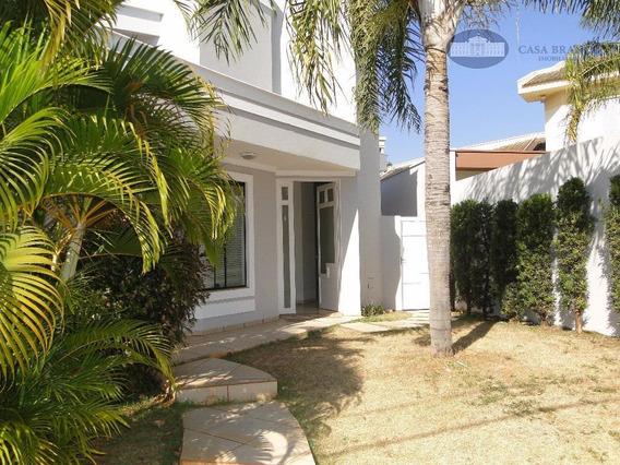 Casa Residencial Para Locação, Aeroporto, Araçatuba. - Ca0609