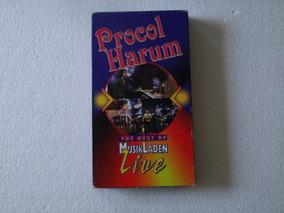 Procol Harum - Vhs, Edição 1999 - Importado
