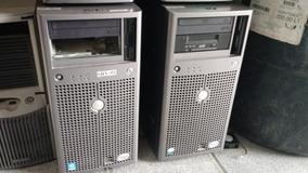 Lote C/2 Servidor Dell Poweredge 1800 (leia O Anúncio)