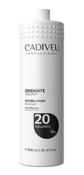 Cadiveu Mechas Oxidante 900ml Ox 20 Volumes