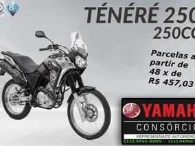 Yamaha Ténéré 250 Consorcio Parcelas A Partir De R$906,65
