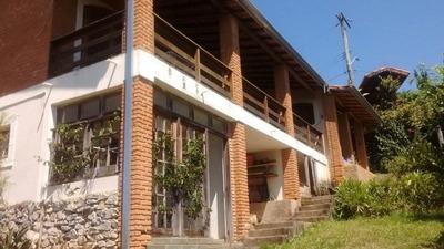 Casa Em Jambeiro, 370m², 4 Dormitórios, 2 Suítes-terr 1200m² - 9997