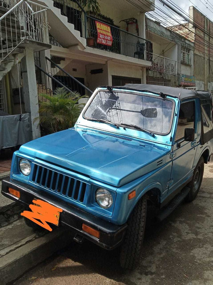 Campero Suzuki Sj 410 Carpado