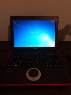 Notebook Fujitsu 13.3p-hdd250-4gb-core2duo T7500-funda