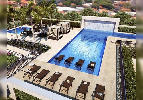 Apartamento À Venda Em São Paulo/sp - Praca-moo1-849872